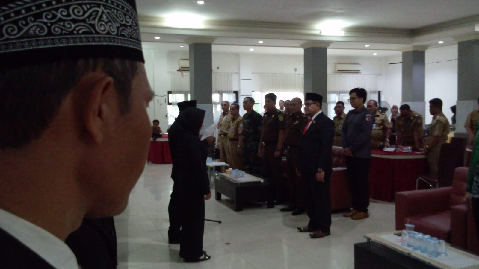 Usai Pelantikan Panwascam, Ketua DPRD Banjar Minta Waspadai Penggelembungan Suara 4