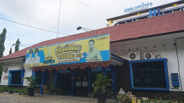 Tidak Bisa Diakses, Server Pemko Banjarbaru Alami Maintenance 4