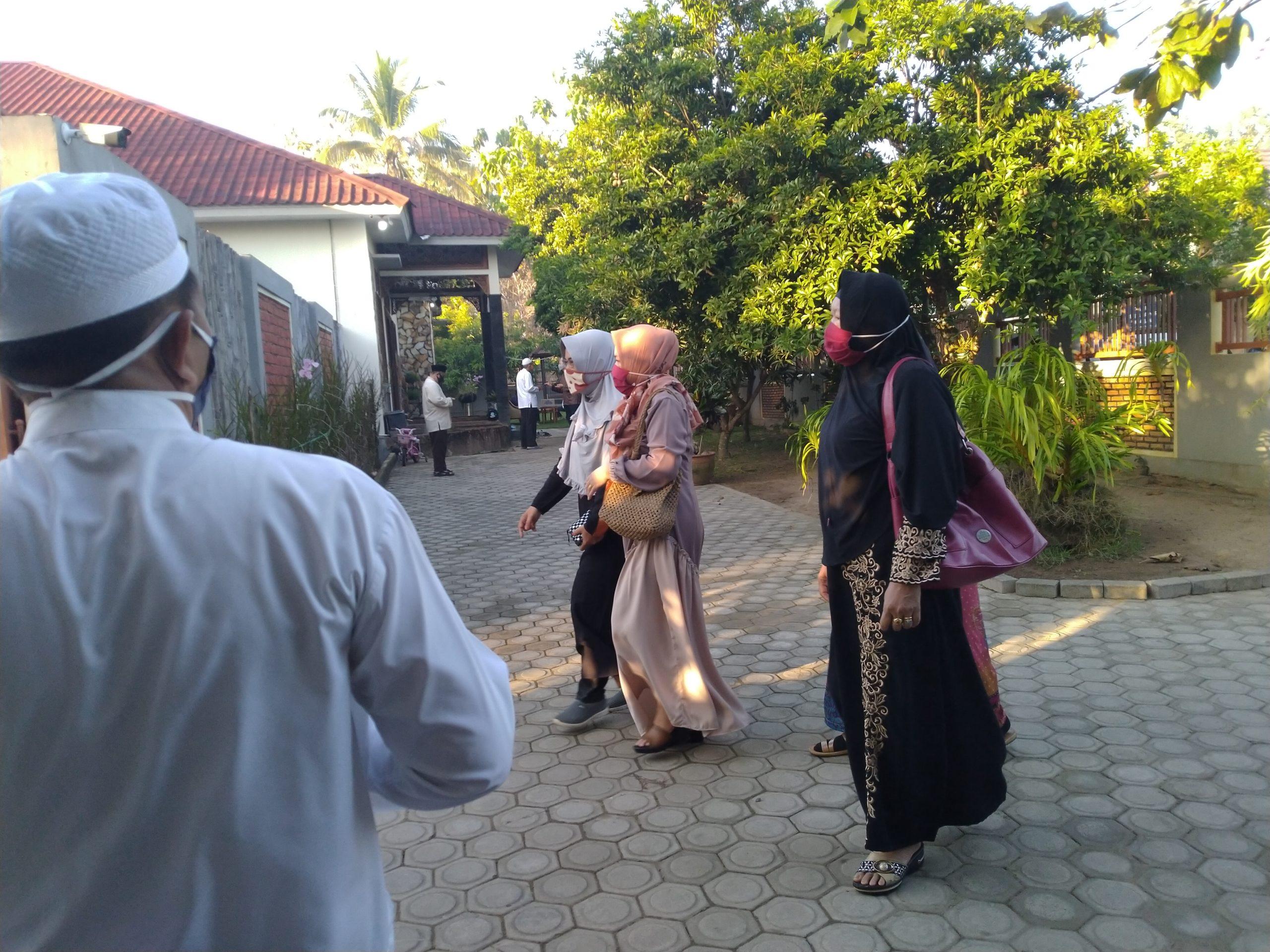 Innalilahi wa Inna Ilaihi Rojiun, Istri Sekda Kabupaten Banjar Tutup Usia 4