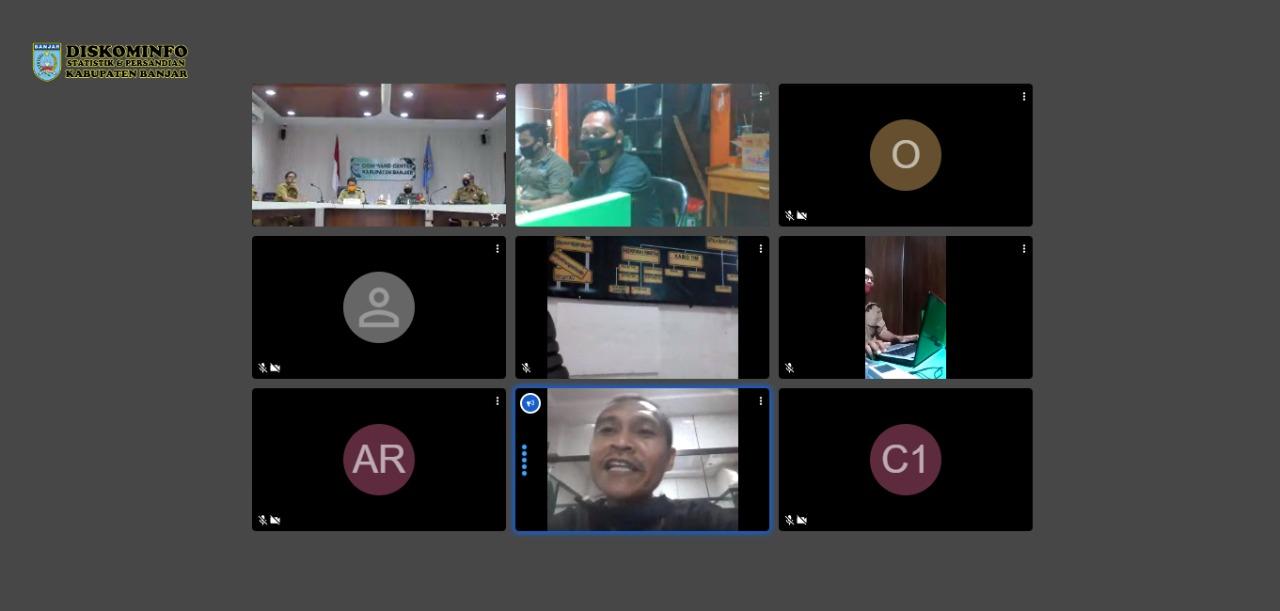 GTPP Covid-19 Banjar Konfirmasi Kepala Dinas TPH Banjar Meninggal Positif Corona 4