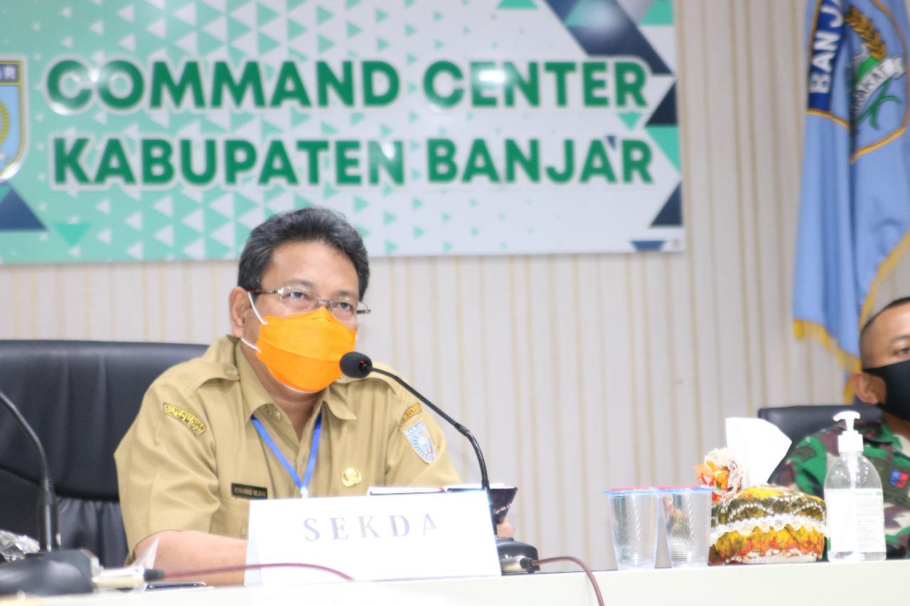 GTPP Covid-19 Banjar Konfirmasi Kepala Dinas TPH Banjar Meninggal Positif Corona 7