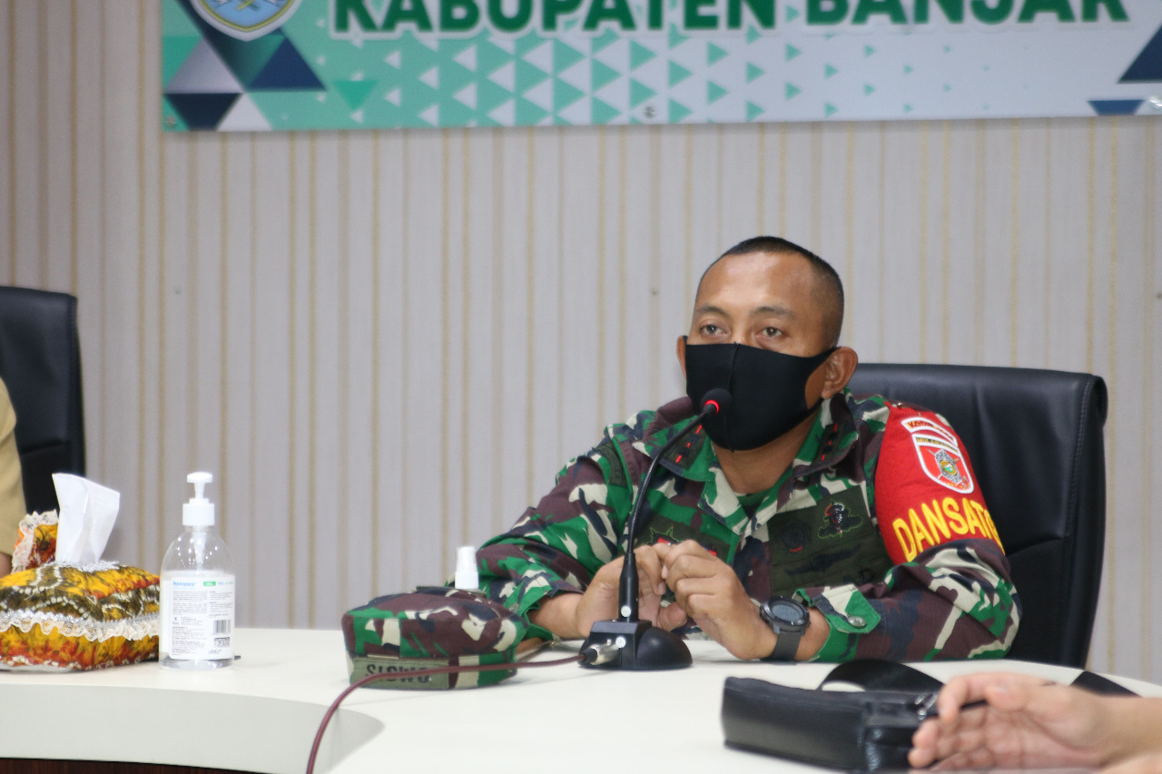 GTPP Covid-19 Banjar Konfirmasi Kepala Dinas TPH Banjar Meninggal Positif Corona 6