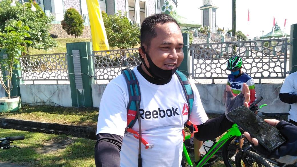 Demam Sepeda Ikut Melanda Bumi Sanggam 4