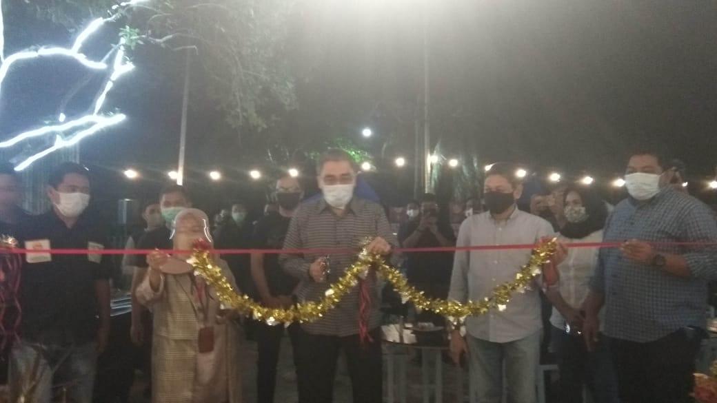 Darmawan Jaya Apresiasi Grand Opening Cafe Balai Kuta Ditengah Pandemi Covid-19 6