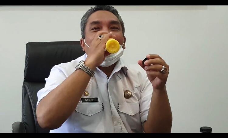 'Mas Bro' Jadi Minuman Pilihan Walikota Banjarbaru di Tengah Pandemi Covid-19 4
