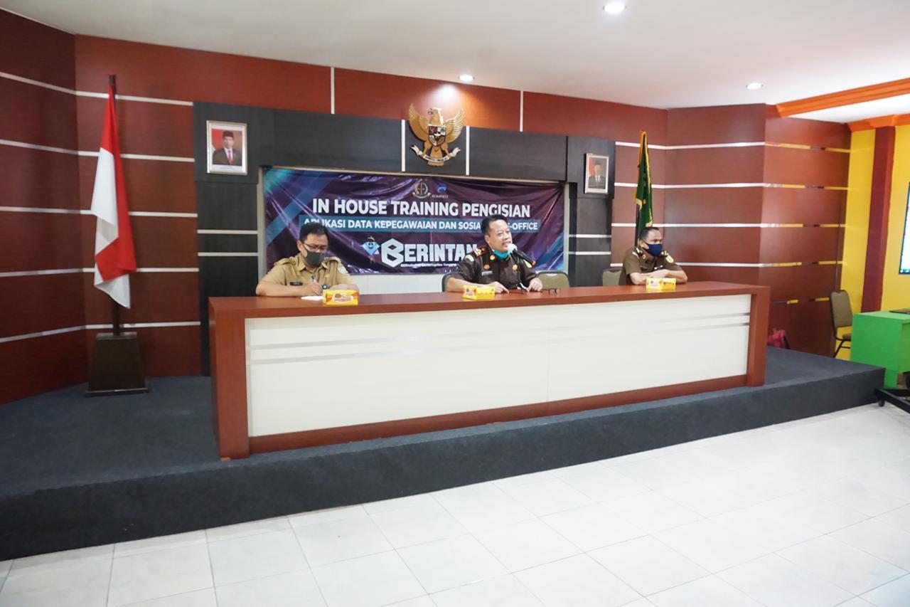 Dukung WBK Kejari Kabupaten Banjar, Dinas Kominfostandi Buatkan Aplikasi Data Kepegawaian 4