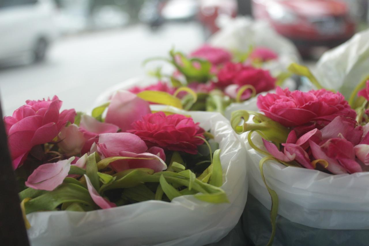 Omset Penjual Bunga di Hari Raya Idul Adha Merosot Tajam 6