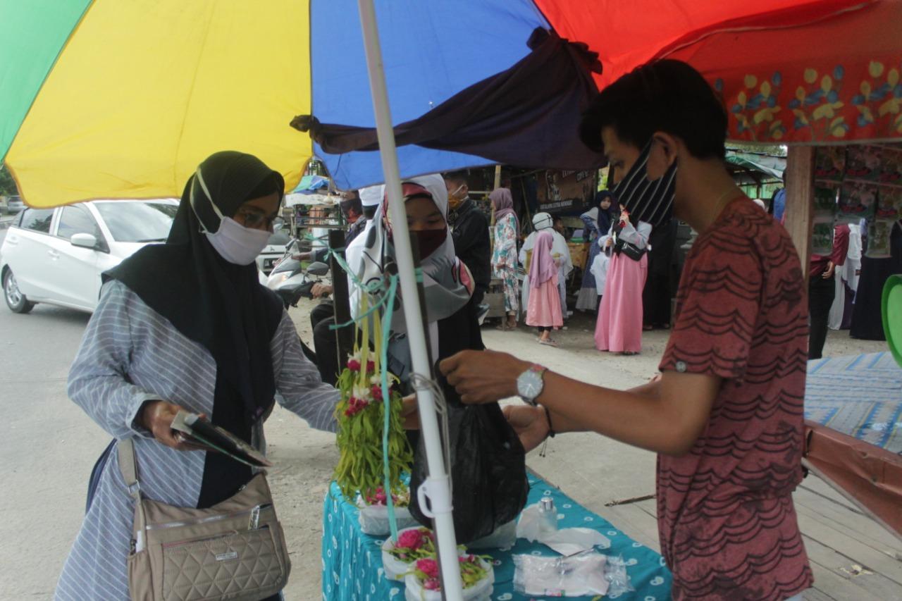 Omset Penjual Bunga di Hari Raya Idul Adha Merosot Tajam 5